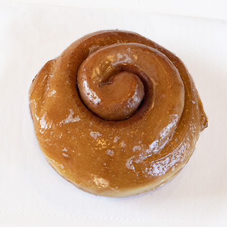 MINI cinnamon roll