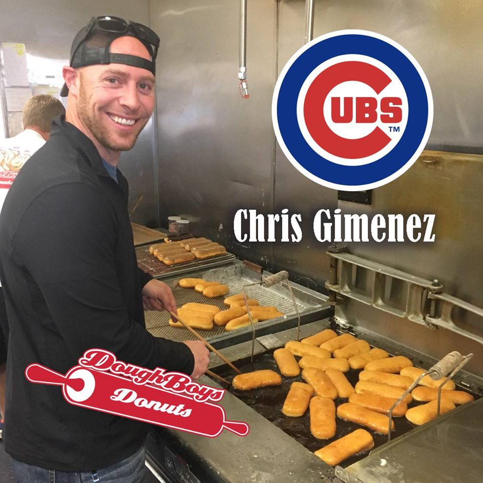 chicago cubs chris gimenez